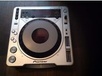 Pioneer CDj 800MK2 (MINT, owned from new, home use only, hardly ever used with receipt)