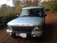 Land Rover Discovery II TD5 XS