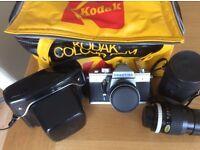 Praktica MTL3 vintage camera