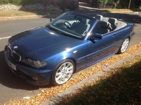 BMW 3 Series 3.0 330Ci Conv Sport 2dr Auto 2003 (03 Reg) - Low Mileage Finance Arranged