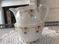 Royal Grafton Bone China Milk Jug & Sugar Bowl