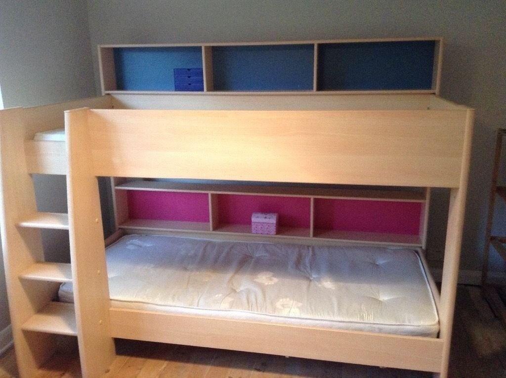 Parisot Tam Tam Bunk Bed In Beech In Harrogate North Yorkshire
