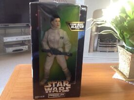 Star Wars Princess Leia figure in Hoth Gear