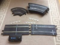 Scalextric track (used)