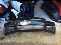 2014 ONWARDS BMW 4 SERIES F32 F33 SALOON COUPE M SPORT FRONT BUMPER GENUINE