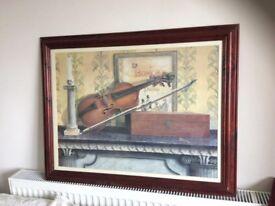 Beautiful framed print by Annie Fisk