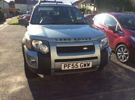 Land Rover freelander 1 td4