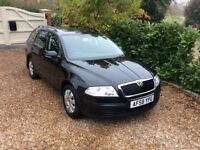 SKODA OCTAVIA ESTATE 1.9 TDI 2008 58
