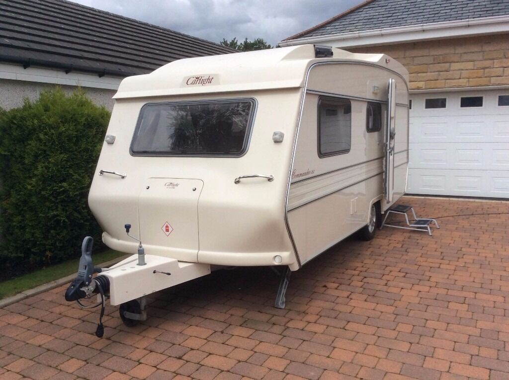 Carlight 2016 16ft 2 Berth Caravan For Sale In East