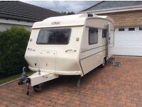 Carlight (2016 )16ft, 2 berth caravan for sale