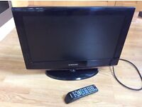 Samsung TV DVD combi he lcd with freeview