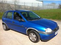 1998 VAUXHALL CORSA 1.4 **AUTOMATIC**POWER STEERING**FULL MOT** RELIABLE STARTER , DRIVES PERFECTLY