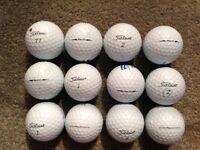 Titleist Pro V1 Pearl/A Class Golf Balls