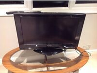 """Panasonic 32"""" Widescreen Viera HD Ready LCD TV - With Freeview,Can Deliver"""