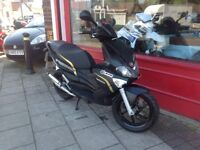 GILERS RUNNER 50cc BLACK STEALTH DELIVERY CAN BE ARRANGED
