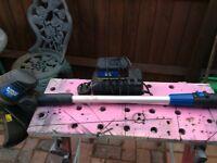 Mc Allister rechargeable strimmer