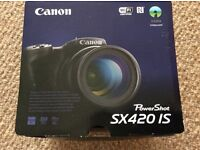 canon power shot SX420is