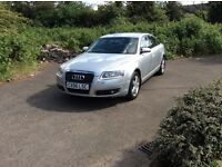 Audi A6 2.0 Diesel Automatic/full service history/cam belt changed,