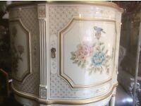 Beautiful French cupboard