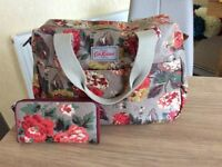 Cath Kidston Bag with Purse