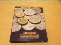 EXCELLENT COLLECTION OF CHANGE CHECKER UK COMMONWEALTH COINS