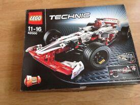 Lego Technic 42000 Formula 1 car