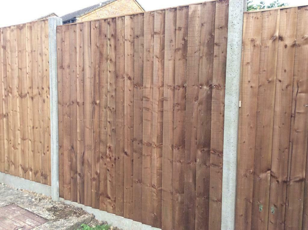 Fence Panel And Concrete Gravel Board In Stevenage Hertfordshire Gumtree
