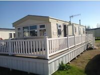 Static Caravan, QUICK SALE - 2 large bedrooms, ABI Arizona 12x34ft 2003, excellent condition