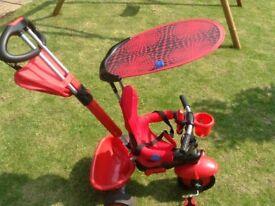 SmarTrike 3 in 1 - Ladybug Red