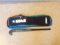 Hockey Stick and Bag