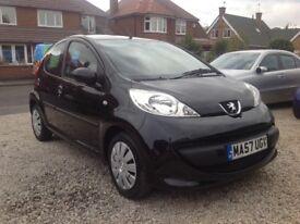 Peugeot 107 urban move with air con