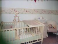 Mamas and Papas Whirligig Nursery Bundle