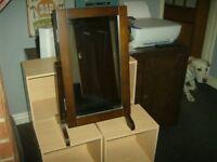 Mirrored Jewelery Box