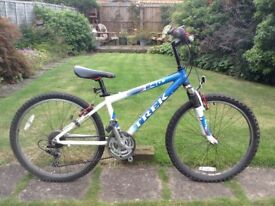 'Trek' 240 mountain bike for child aged to early teens.