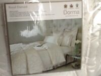 Dorma Royal Damask Bedspread/Blank - BRAND NEW