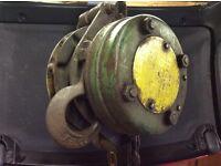 Engine Gearbox Overhead Chain Hoist