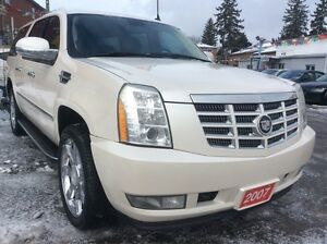 2007 Cadillac Escalade ESV Extended Certified & E-tested EXCELLE