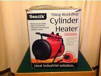 Cylinder Heater