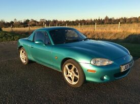 Mazda MX5 for sale 53000 miles