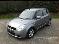 2005 SUZUKI SWIFT GLX 1.5VVTI 5 DOOR