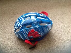 Spider-Man boys helmet
