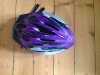 Child's bike safety helmet