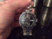 Stolen Oris F1 Williams chronograph men's watch