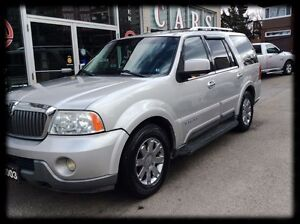 2003 Lincoln Navigator LIMITED *NAVI *AWD *MECHANIC SPECIAL *SOL