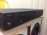 Arcam Alpha 7 CD player inc remote