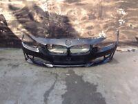 BMW 3 series 2012-2015 front bumper £20