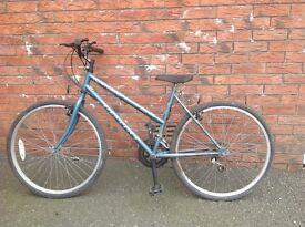 Ladies Bike Townsend 29x35