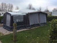 Caravan Awning and Annex