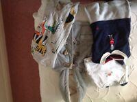 Bundle baby Boys clothes 3 - 6 months (7 x items)