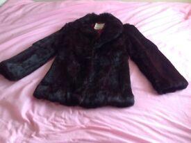 Womans Fur Jacket